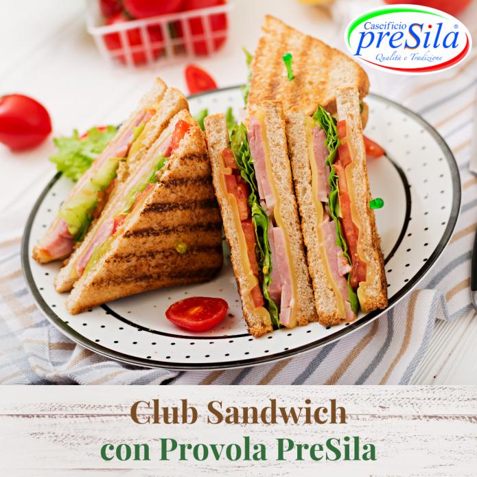 perfetto club sandwich